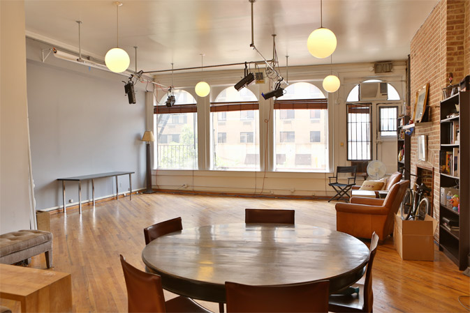 Atomicus Films Studio Rental for Photography and Video, HARLEM, NYC
